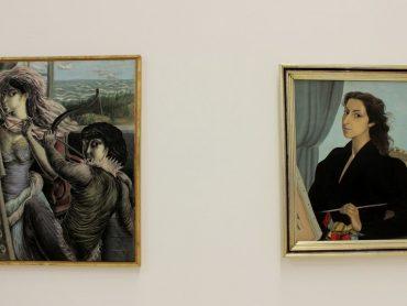 """Kad bela maska (ot)krije sva njena lica – beleške o performansu i Mileninoj zastupljenosti na izložbi  """"Jugoslovenska umetnost od 1900. do 1945."""""""